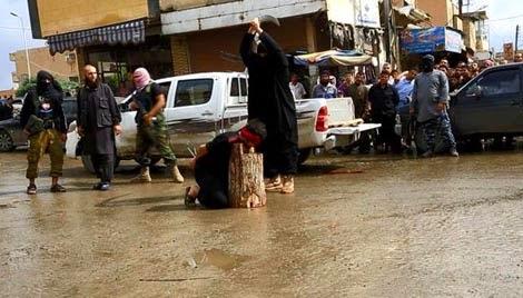 ISIS Penggal Bocah Suriah karena 'Hilang' dari Jemaah Shalat Jumat